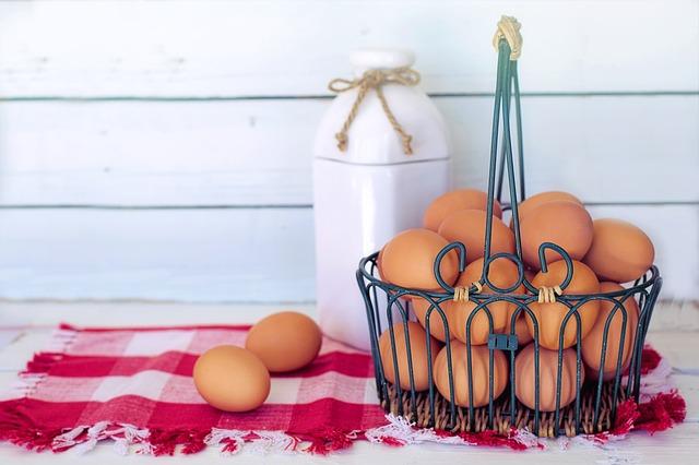 เกร็ดเล็กเกร็ดน้อยจากห้องครัว เรื่องของไข่