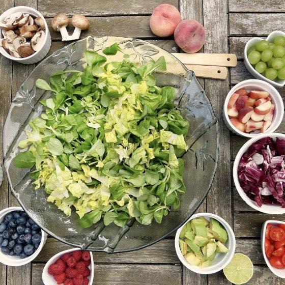 ผักสวนครัวรั้วกินได้ 5 ชนิด ที่เป็นสมุนไพร1 เกร็ดความรู้