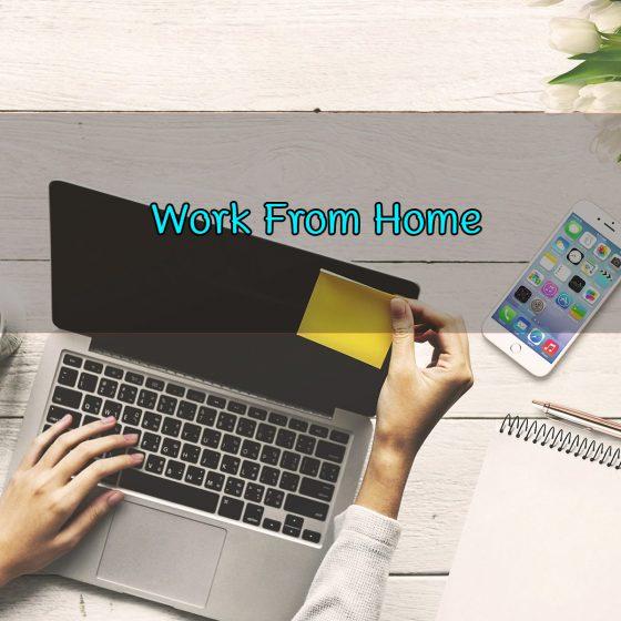 Work From Home กับอาชีพอะไรบ้างที่สามารถทำได้ที่บ้านตัวเอง เรื่องทั่วไป เกร็ดความรู้รอบตัว สาระน่าสนใจ