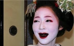 ตำนาน ผีสาวฟันดำ (โอฮาคุโรเบซึตาริ) เรื่องทั่วไป เกร็ดความรู้รอบตัว เทคนิคต่างๆ สาระน่าสนใจ ตำนาน ผีสาวฟันดำ